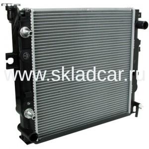 Радиатор Ниссан L01 автомат